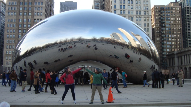 The Cloud Gate